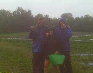 Pickin in the Rain