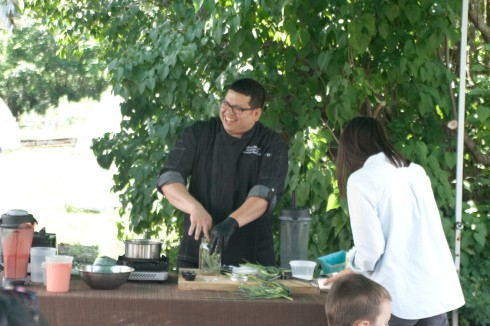 Cooking Demo 5