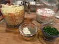 remaining ingredients