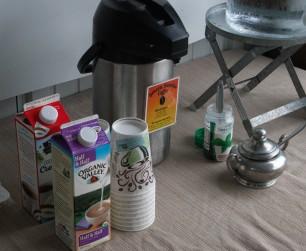 seneca sunrise coffee